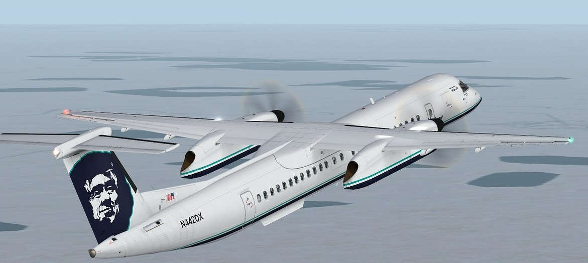 Wings! What wings? The Bombardier Q400 - Page 6